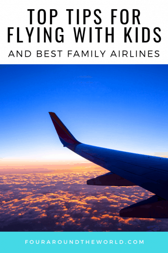 Top tips for flying with kids and best family airlines. Airline reviews for family travel. Flying with babies, toddlers and children.