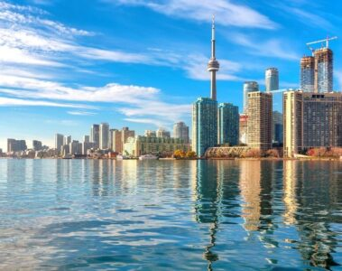3 day toronto itinerary - city scape