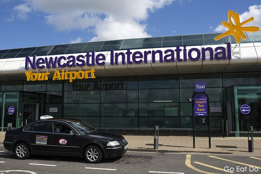 Best family friendly airports Newcastle Airport