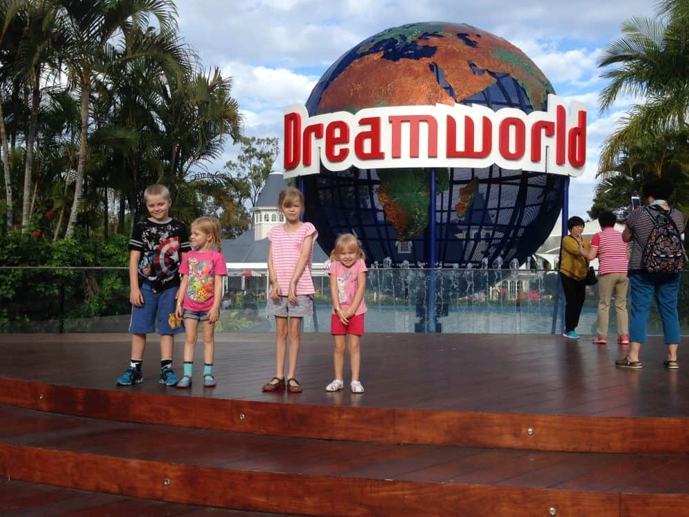 The best Gold Coast Theme park accommodation