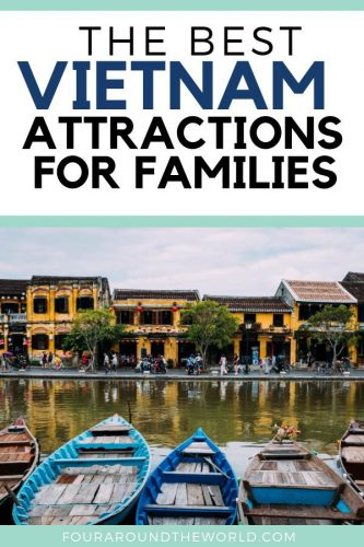 The BEST Vietnam Attractions For Families. Must see vietnam #asaiatravel #vietnamtravel #vietnam #familytravel
