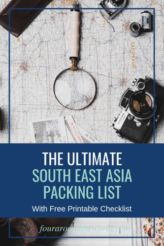 The Ultimate South East Asia Packing List
