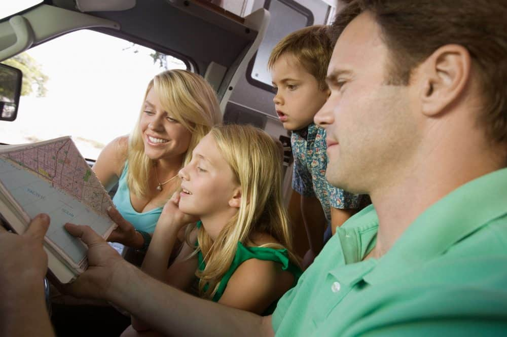 100 Best road trip songs for families