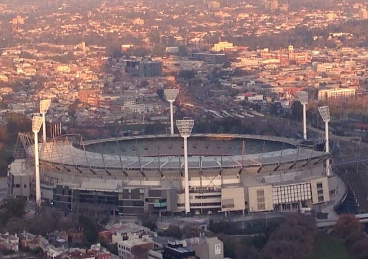 10 of the Coolest Family Attractions In Melbourne - MCG Stadium