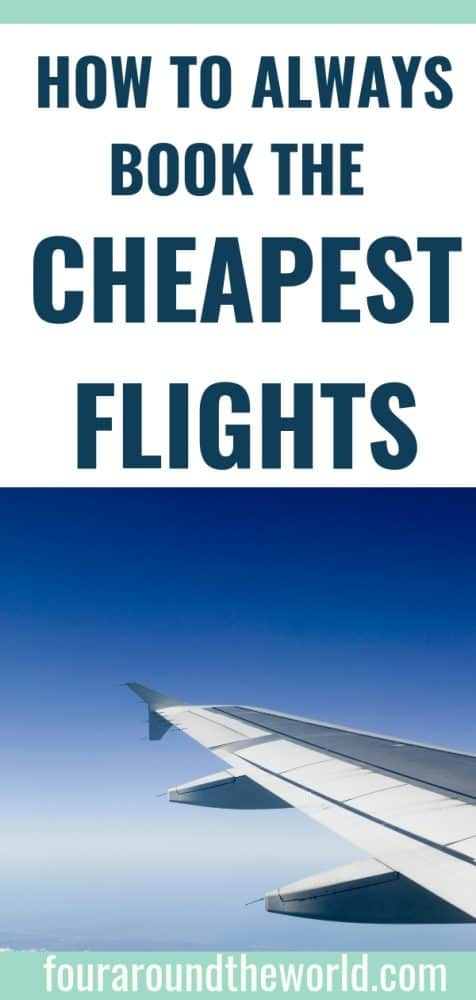 How to Find the Cheapest Flights every time