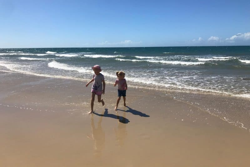 Woodgate beach bundaberg