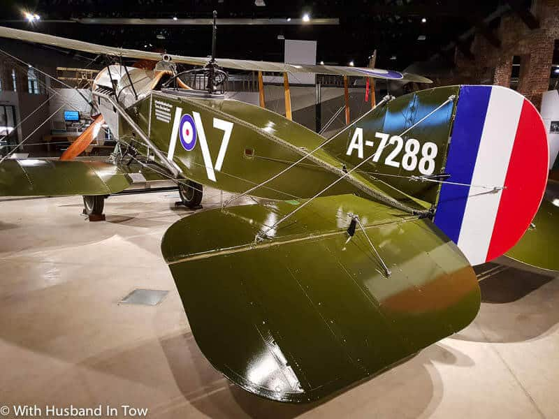 Bristol Airspace Museum