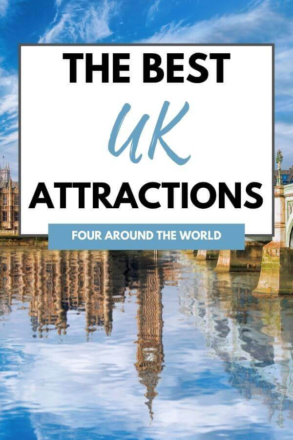 best uk attractions for families