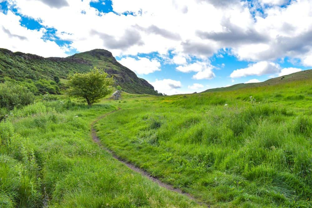 Arthurs Seat family attractions uk