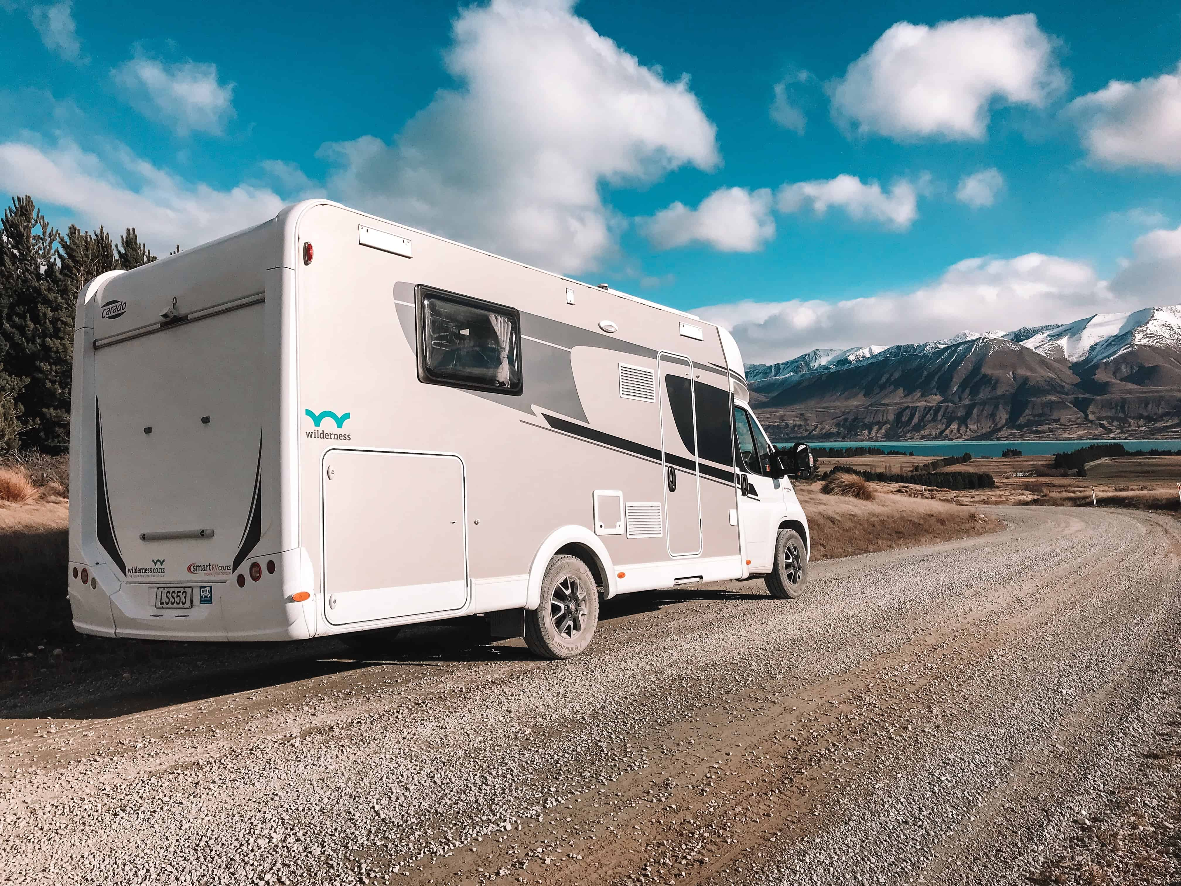 Best luxury motorhome hire new zealand