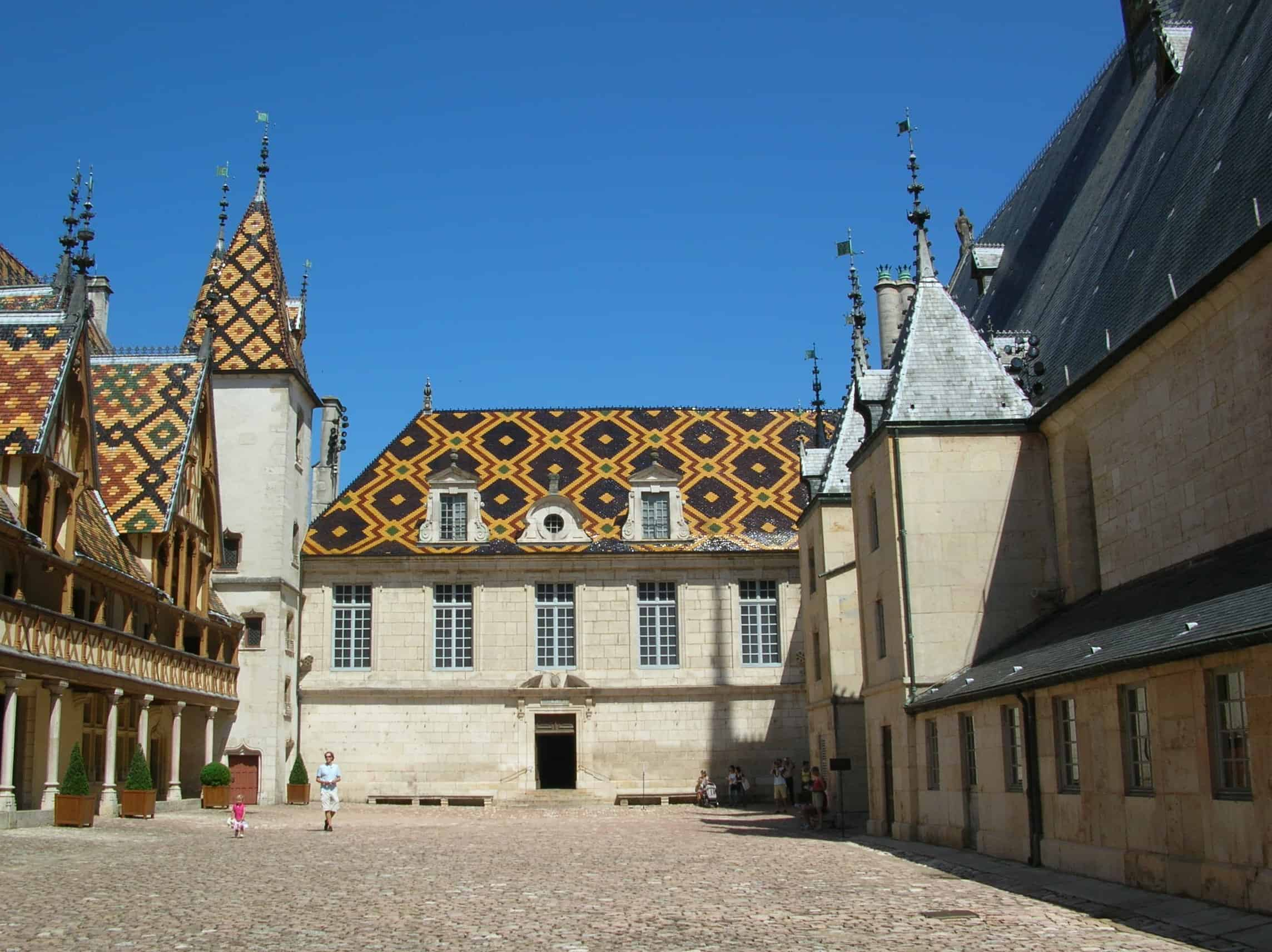 day trip from Paris to Beaune