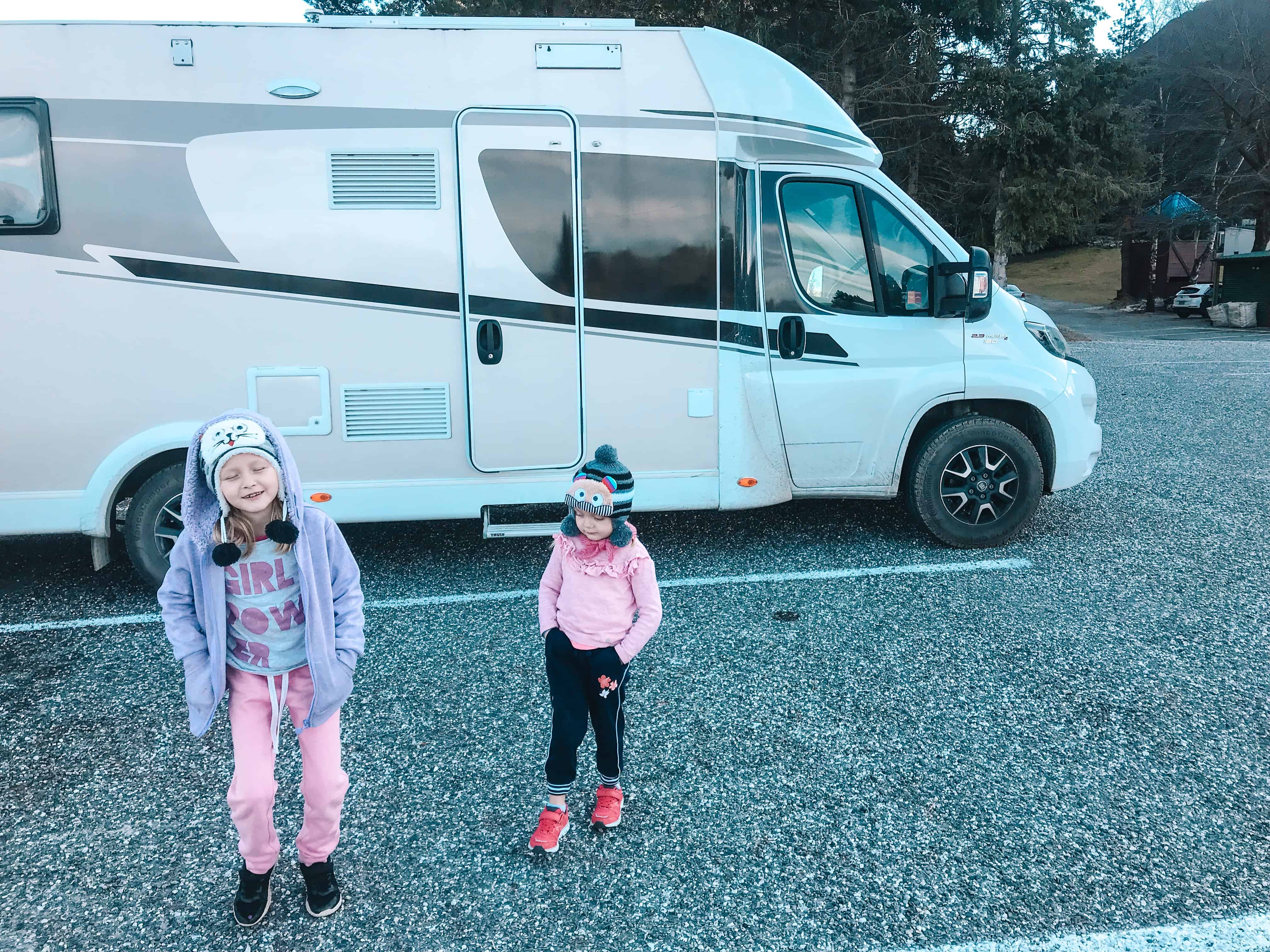Outback 4 luxury motorhome rental new zealand