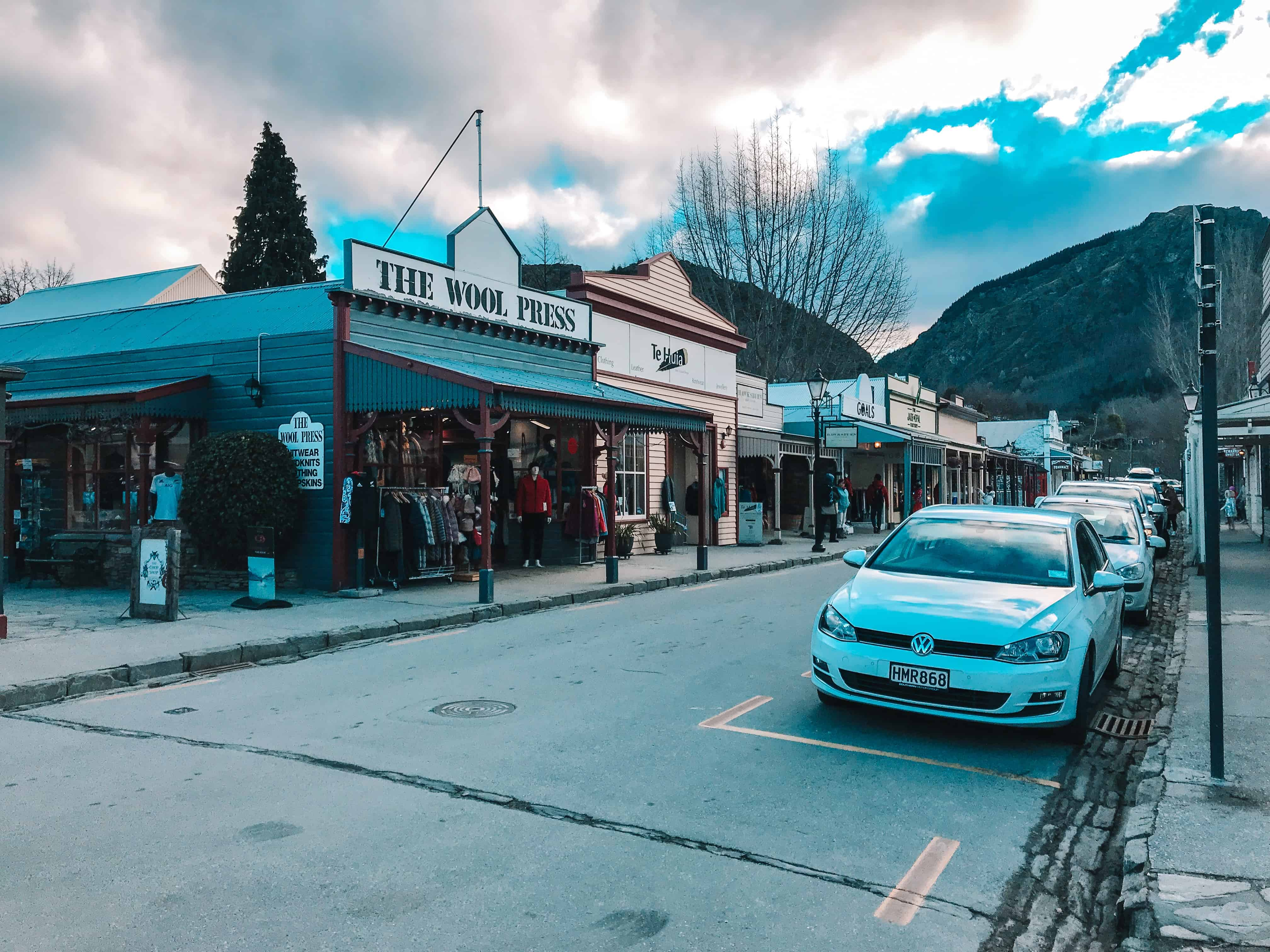 Arrowtown - New Zealand South Island Winter itinerary