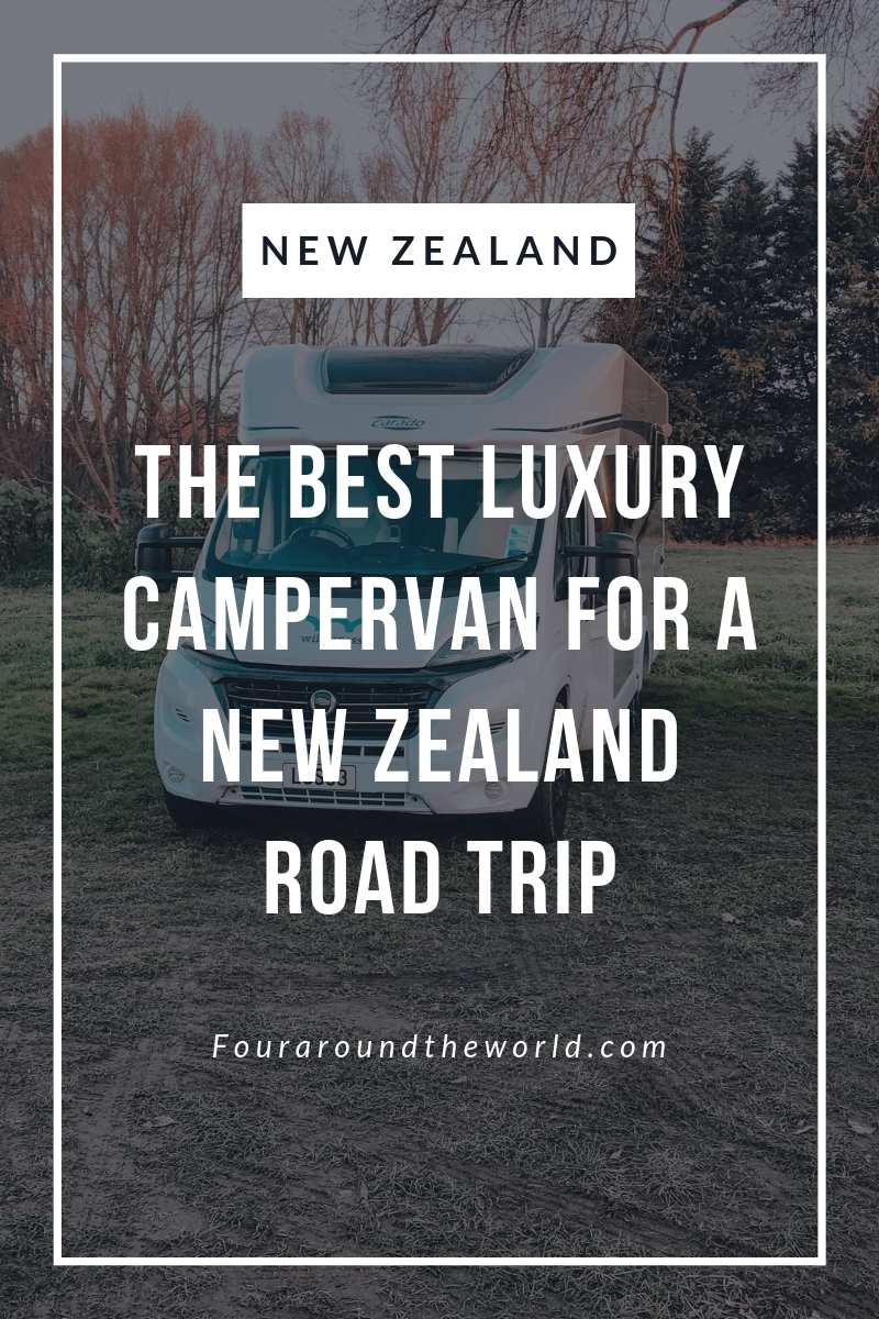 The best luxury motorhome rental New Zealand - Wilderness Motorhomes review