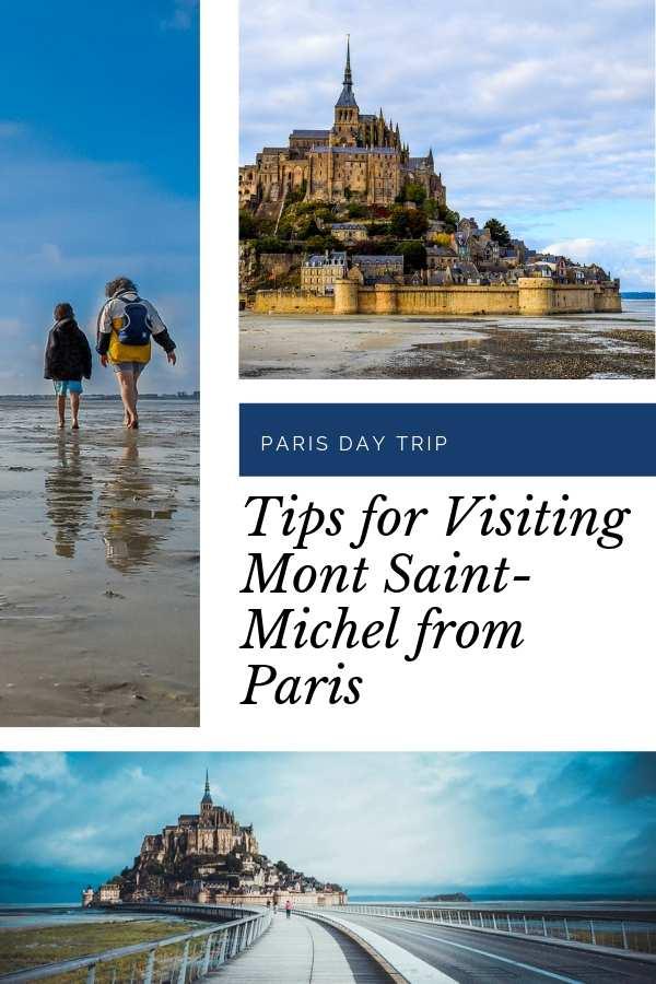 Mont Saint Michel from Paris day trip