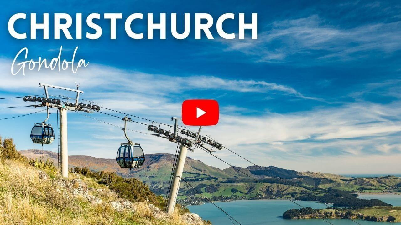 christchurch gondola youtube