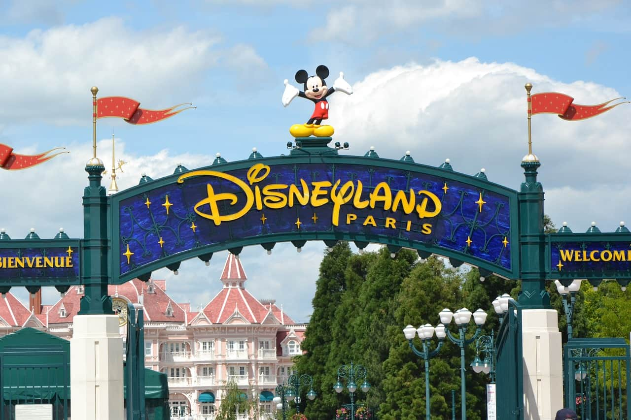 Disneyland Paris day trip