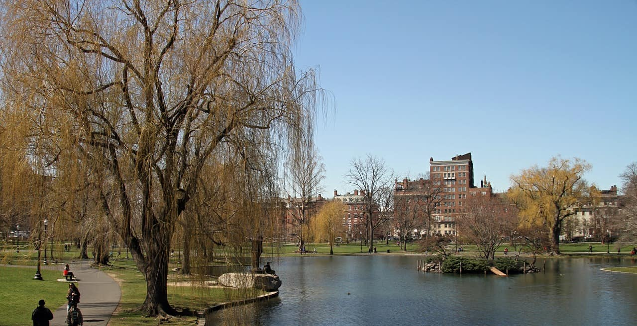 Fun Things to do with kids in Boston - Boston Common