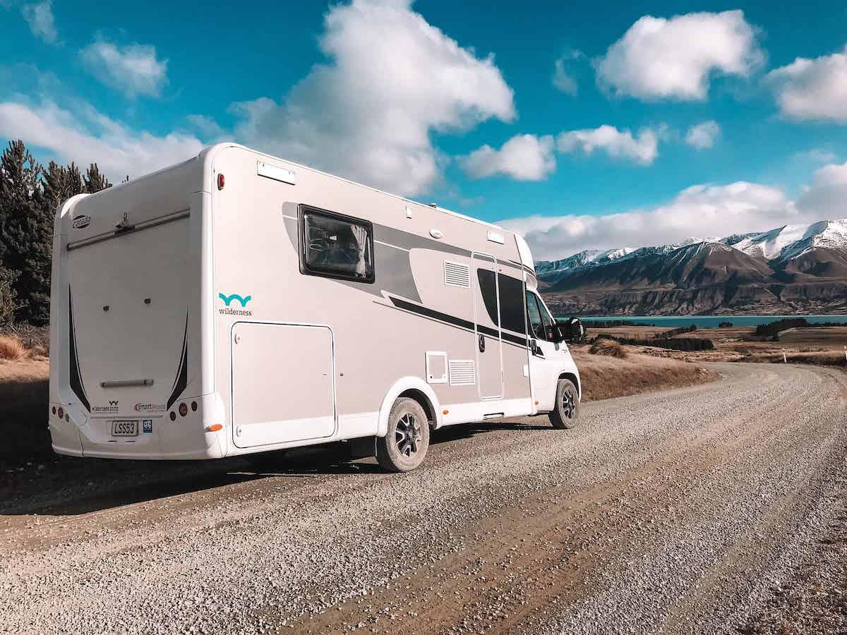 wilderness luxury campervan new zealand