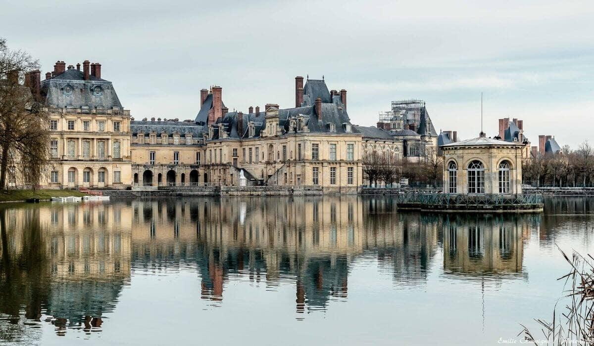 Fontainebleau chatau