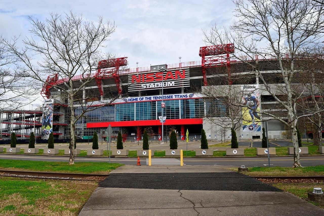 Nissan stadium - Tennassee titans stadium