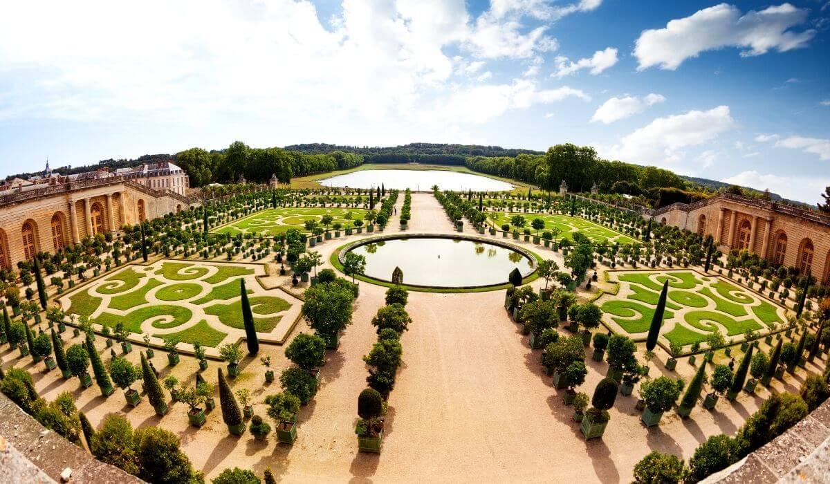 Versailles from paris day trip
