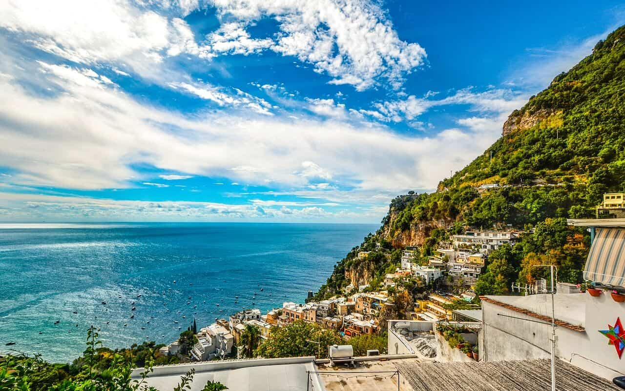 Amalfi coast best travel destinations