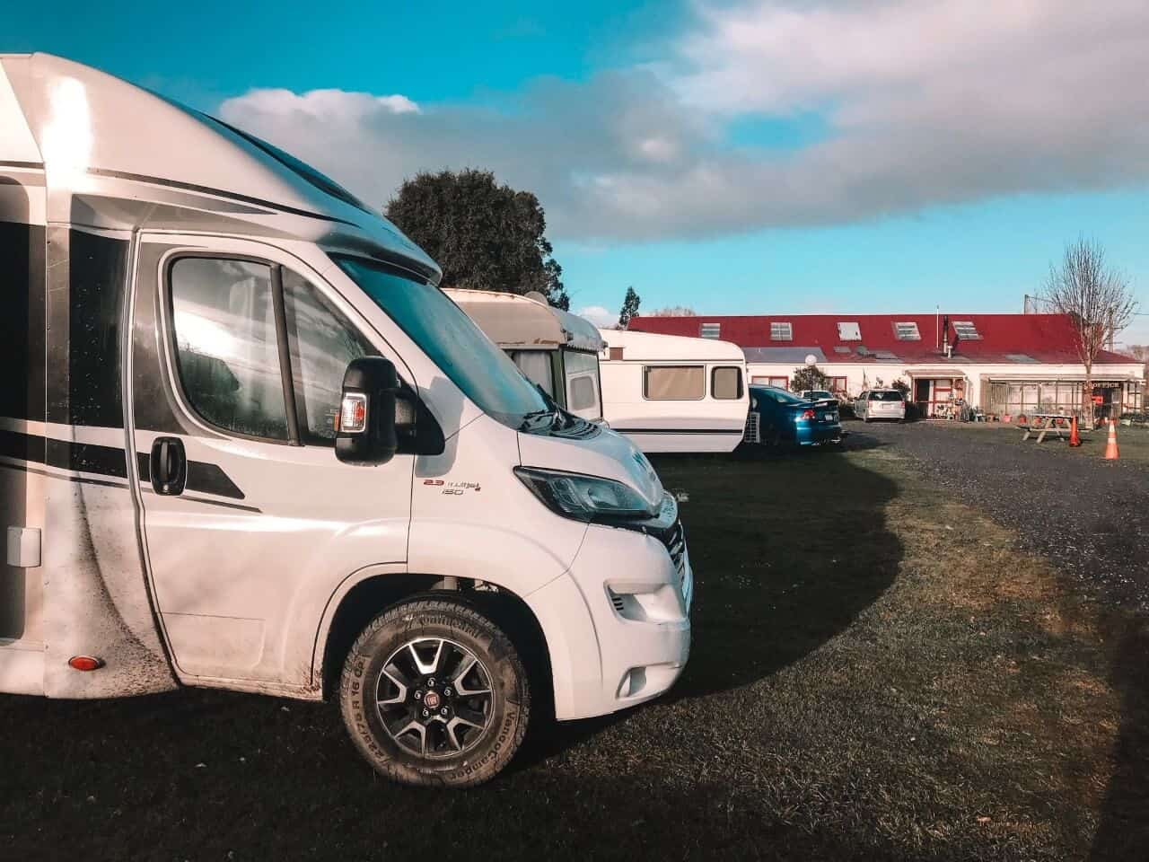 campgrounds south island new zealand