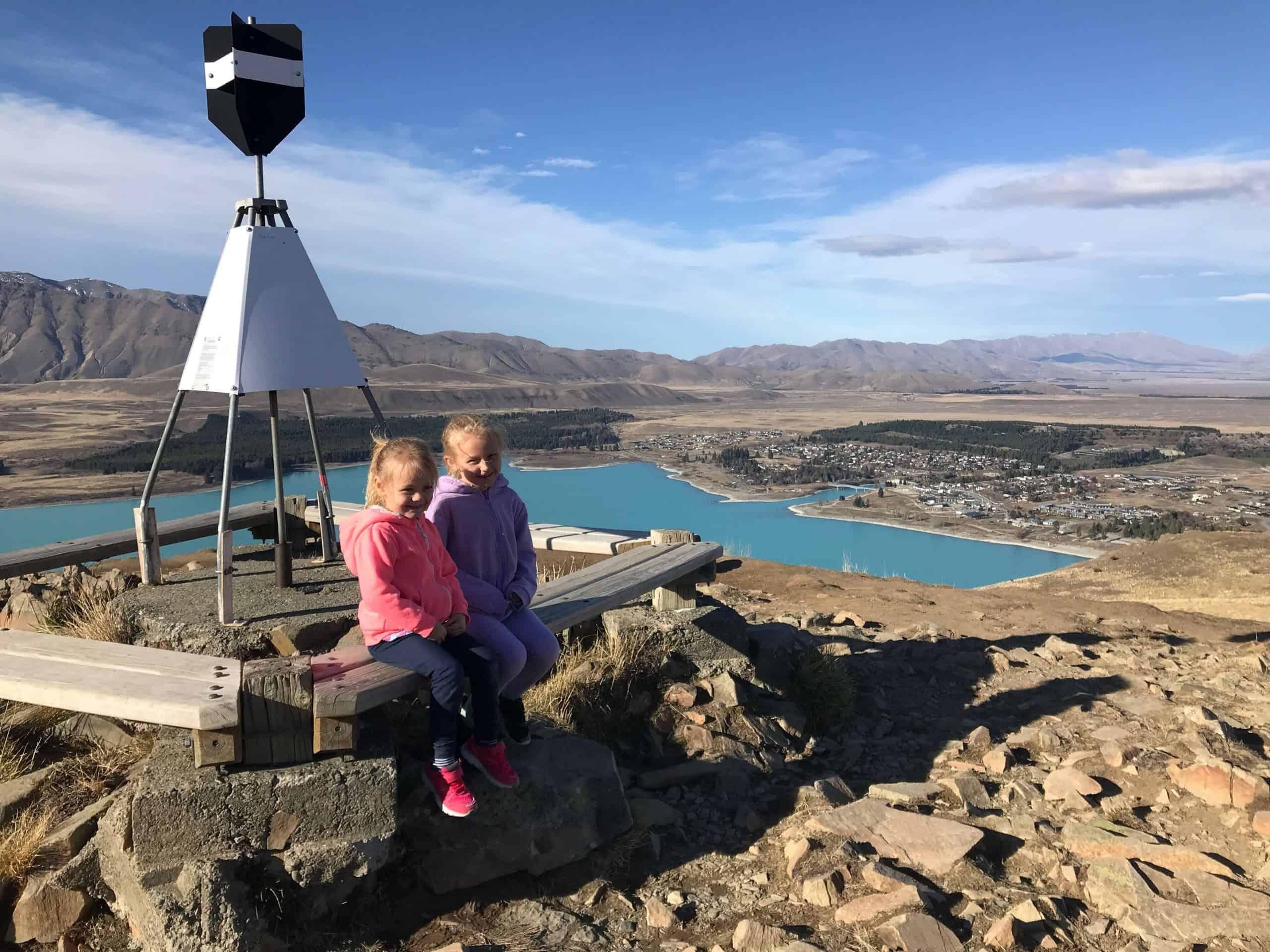 Mount John Lookout