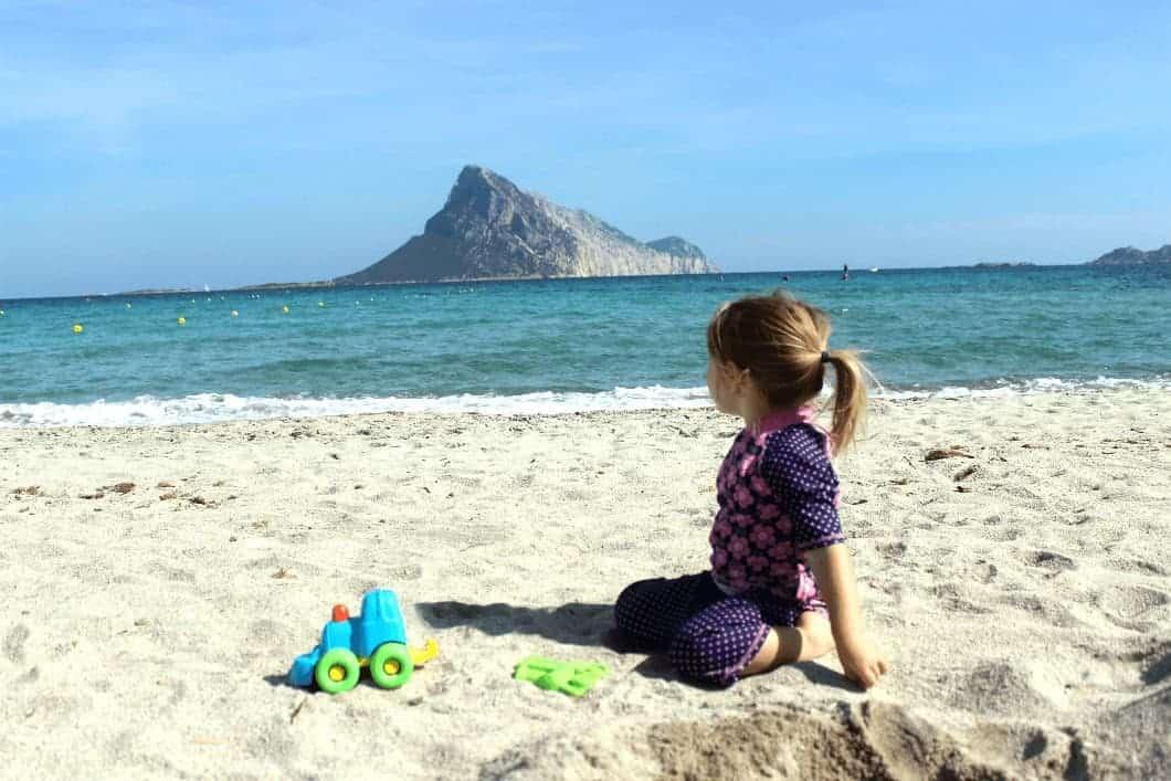 Sardinia beach road trips in europe