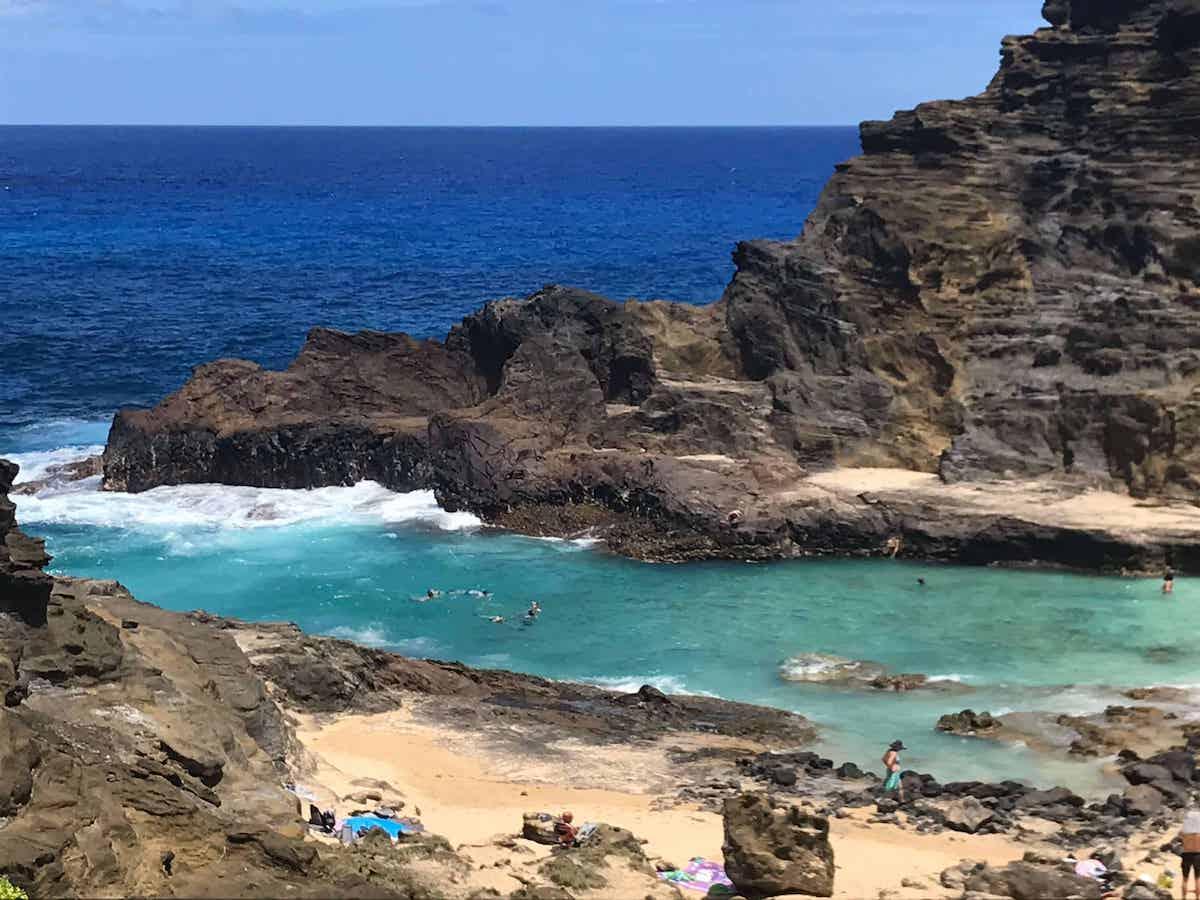 Oahu Hawaii road trip