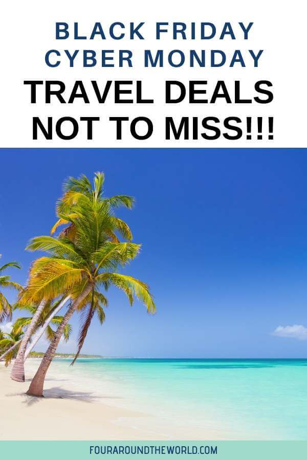 Black Friday cyber Monday travel deals