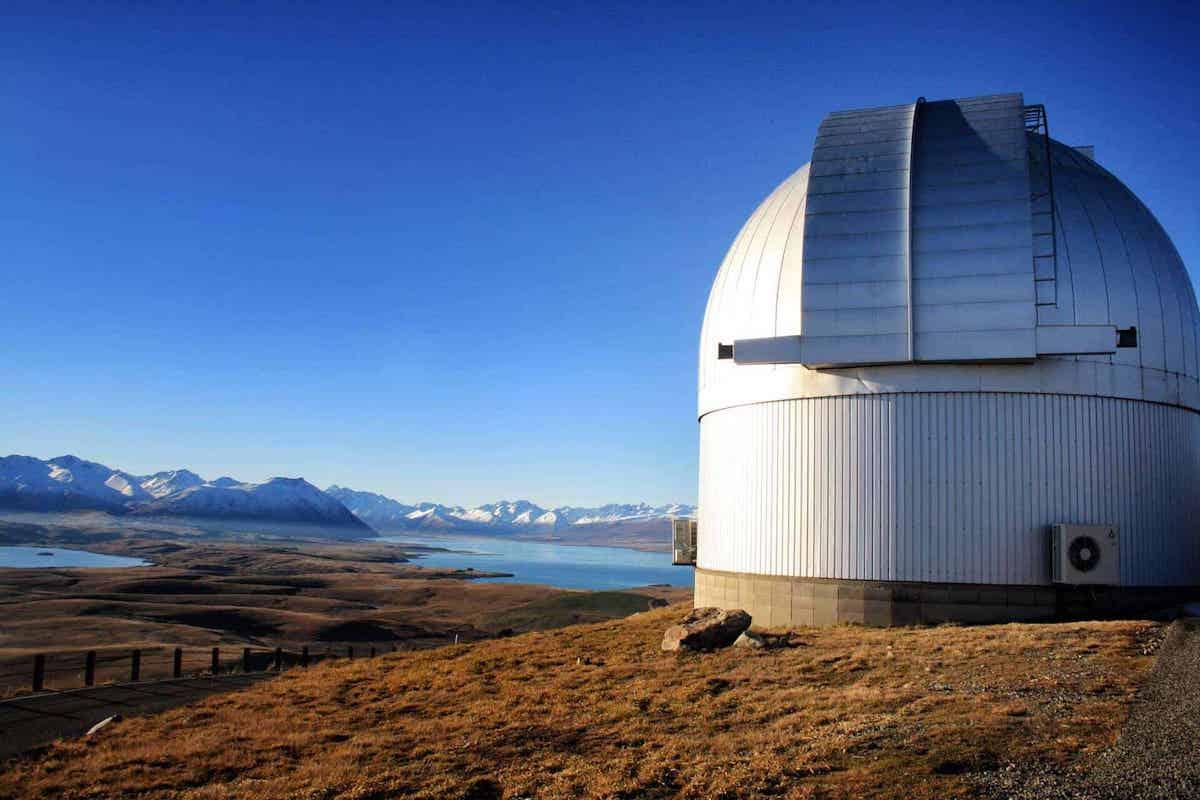 mt john astronomical observatory