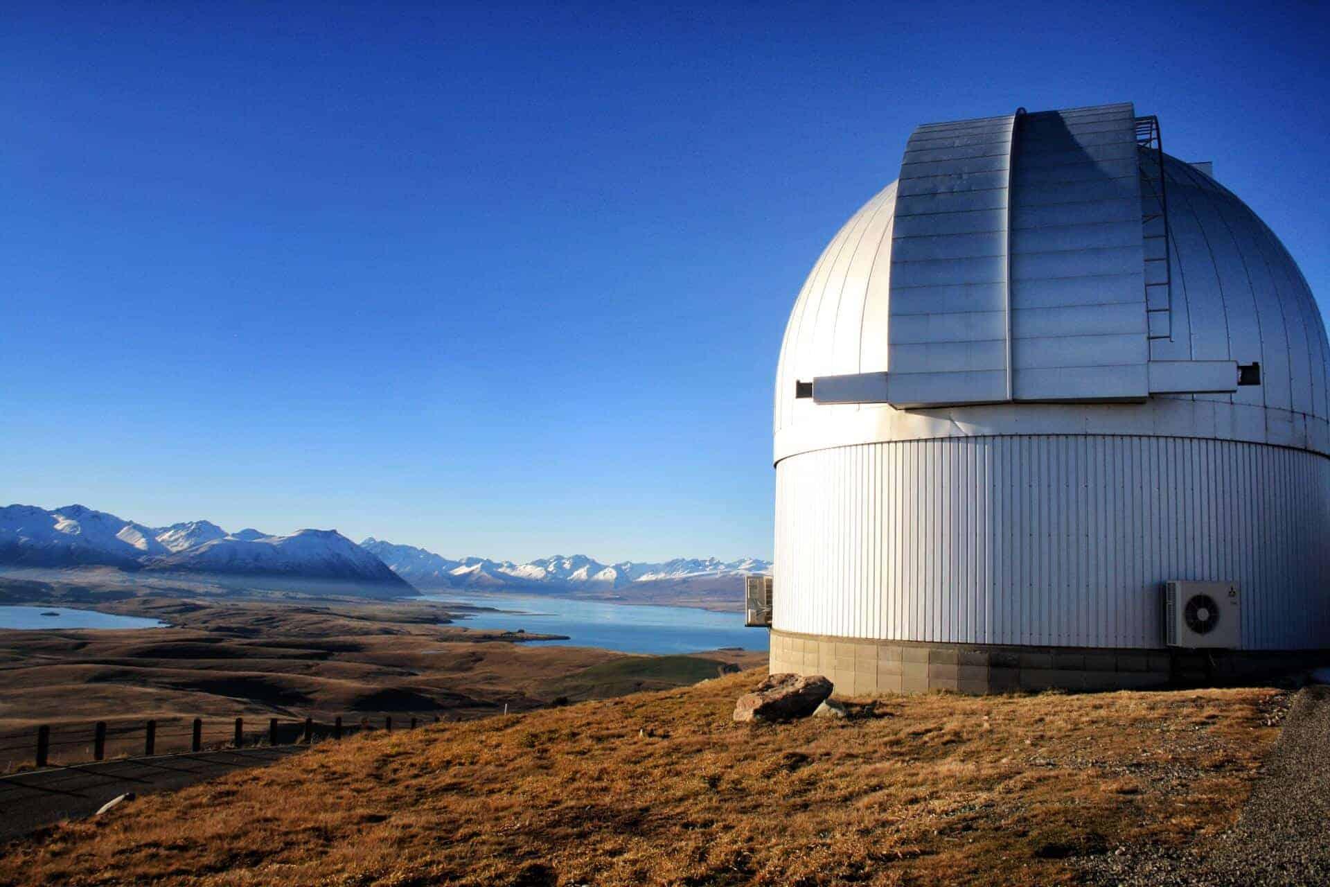 Mount John Observatory Dark Sky Project New Zealand