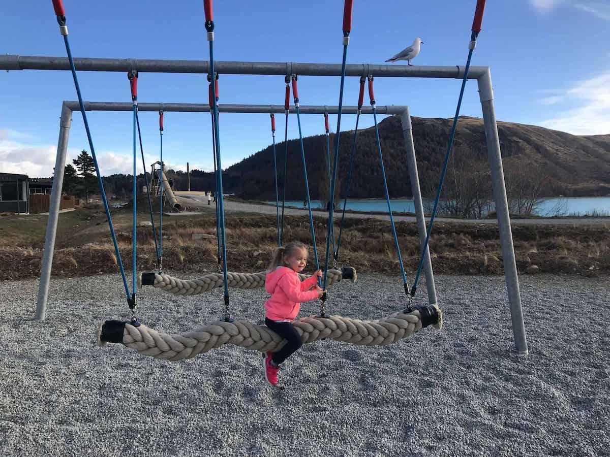 playground at lake tekapo