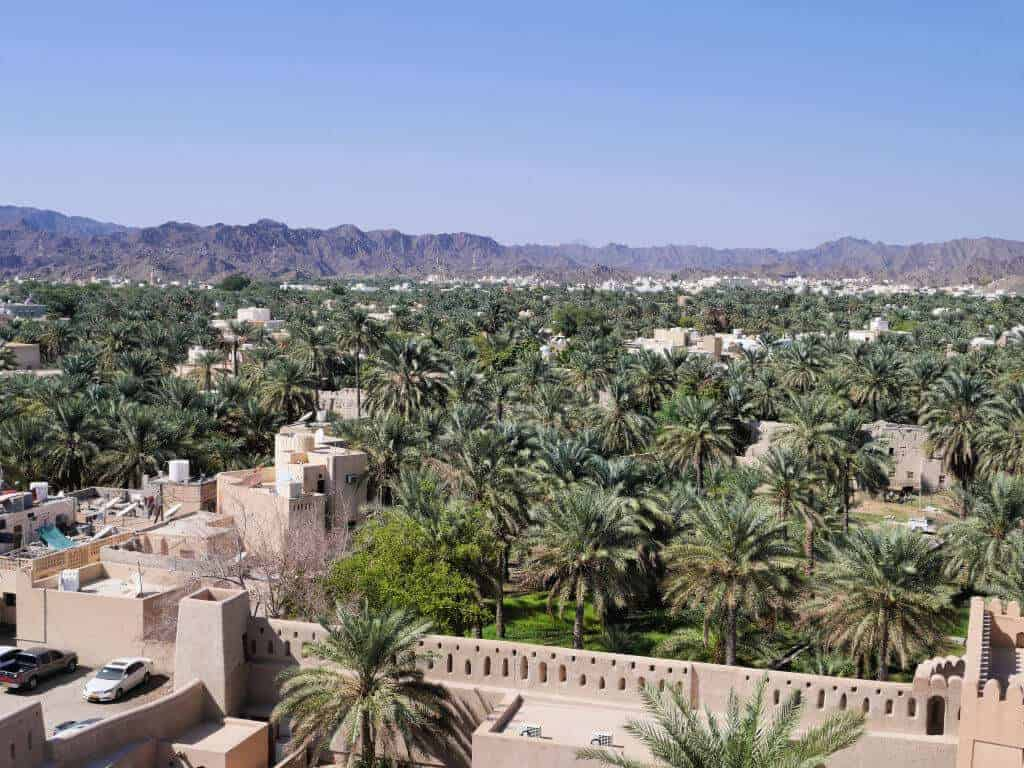 Dubai to muscat - best road trips in Asia