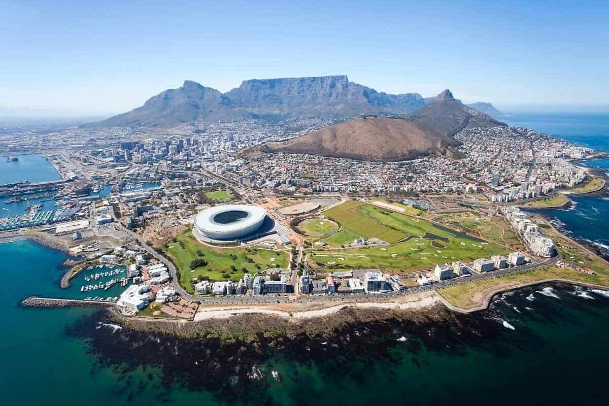 Table Mountain South Africa (1)