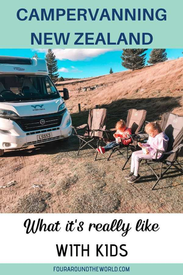 Taking Kids On A New Zealand Campervan Holiday