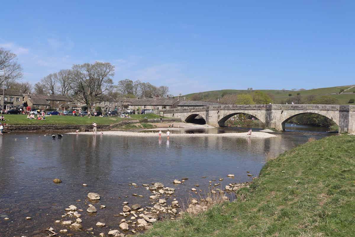 Yorkshire dales Europe road trip
