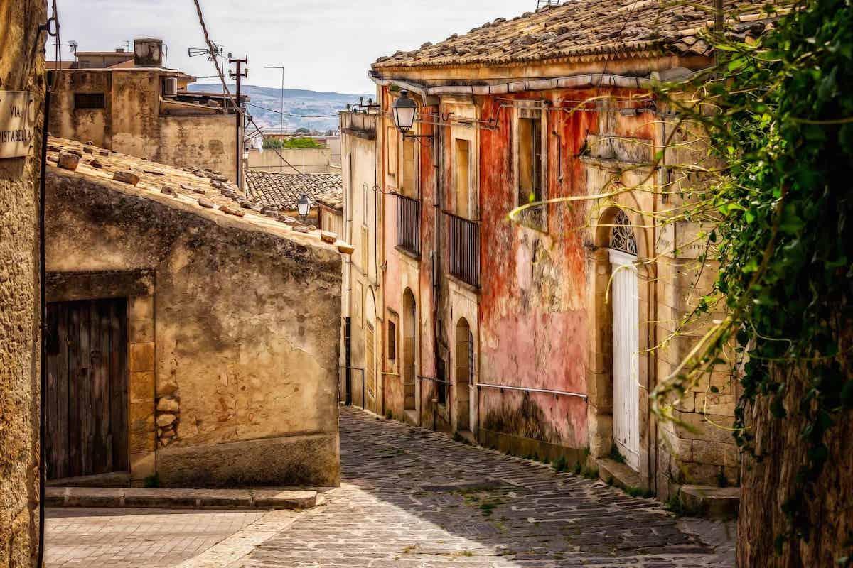 Sicily street view