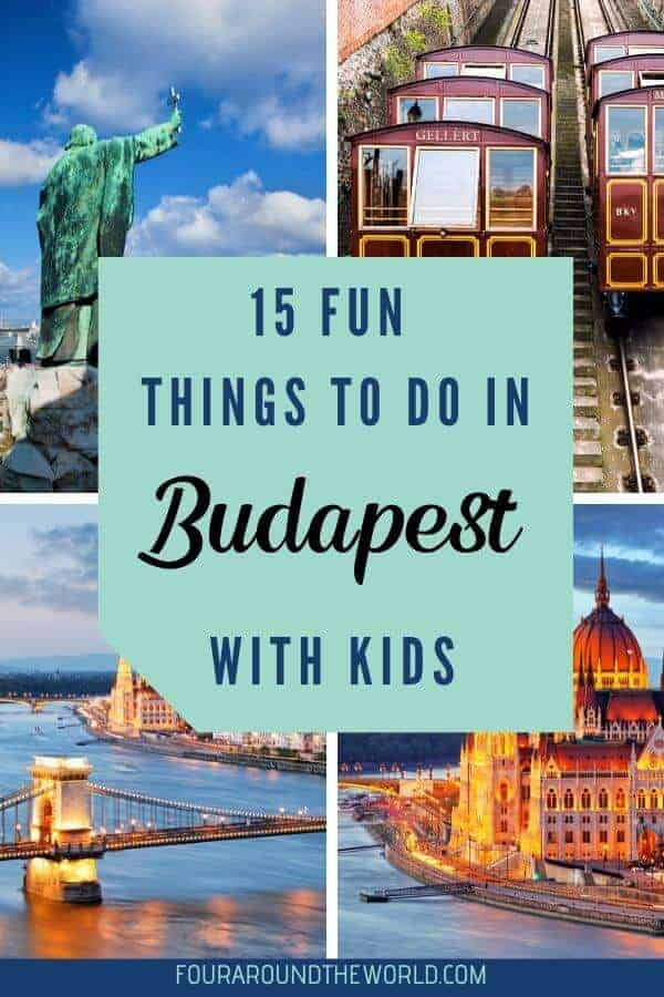 Fun things to do in Budapest with kids