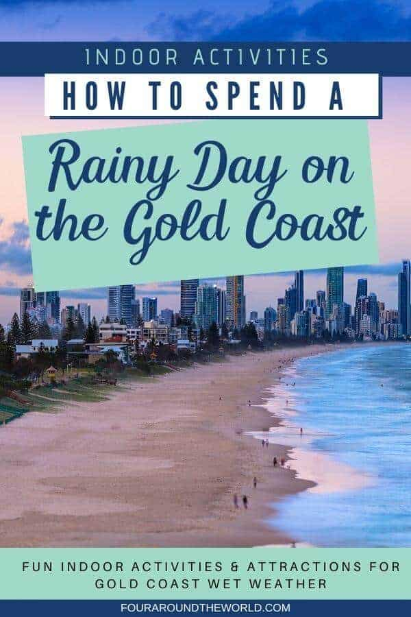 What to do on a rainy day on the gold coast - Indoor Activities Gold Coast