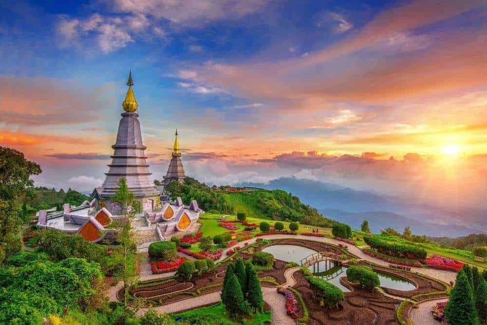 3 day Chiang mai itinerary