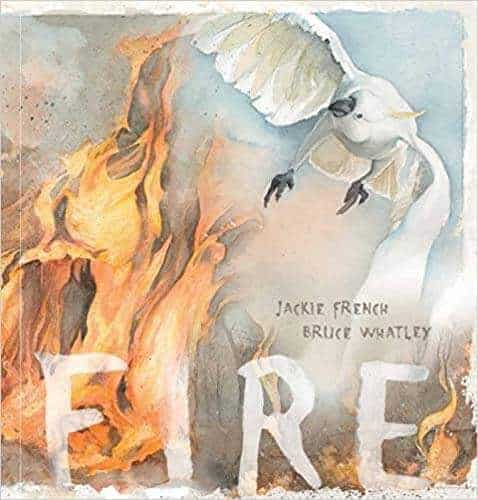 fire - Australian books for kids