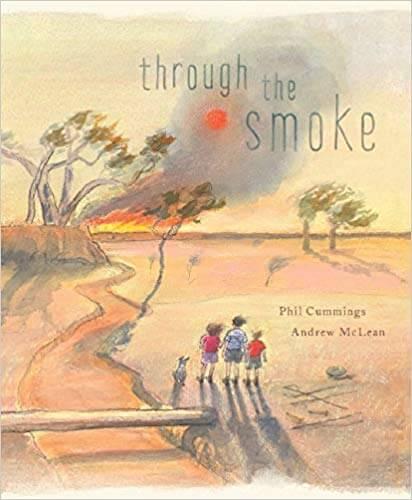 Through the smoke Australian author - best Australian childrens books