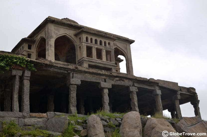 gingee fort - best road trips in Asia Bangladore road trip