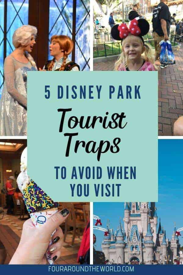 Disney tourist traps to avoid