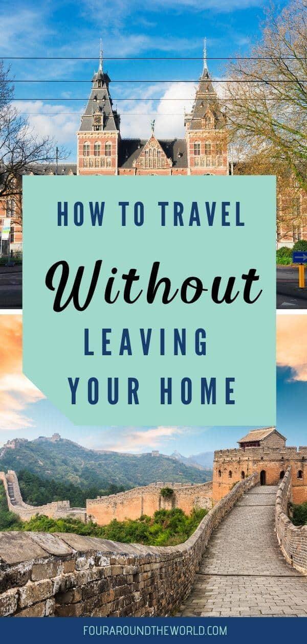 Armchair travel ideas