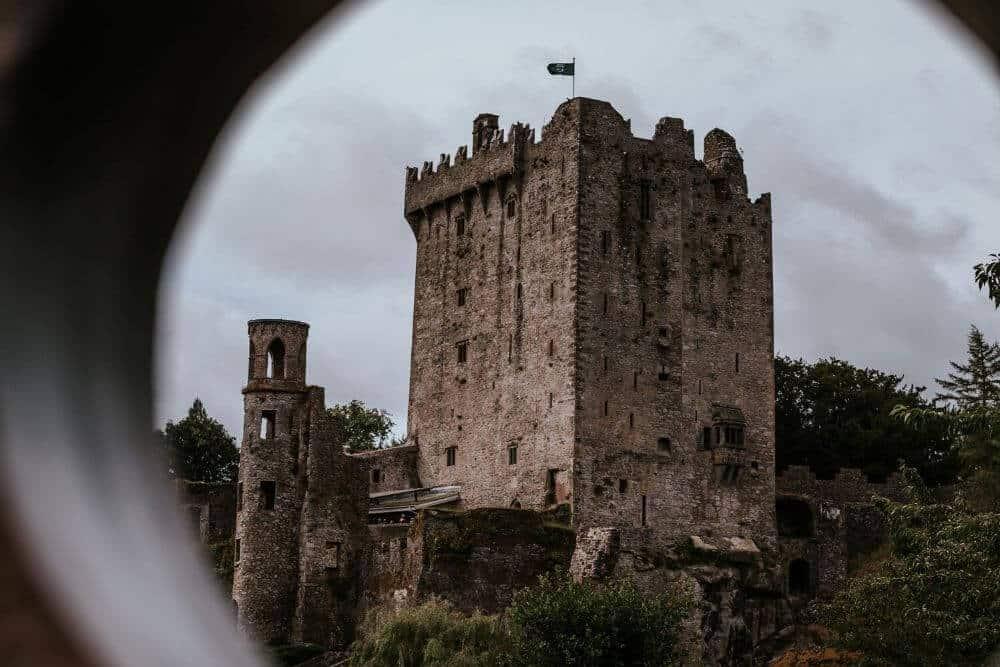 Armchair travel of Blarney Castle virtual tour