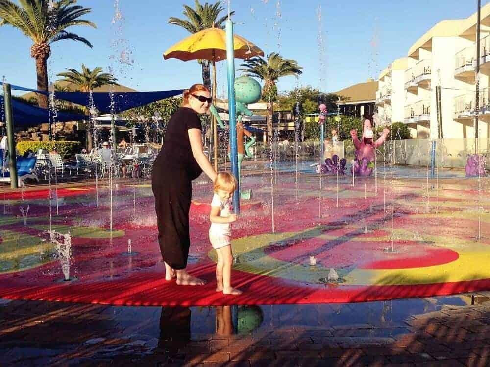Seaworld gold coast resort water park